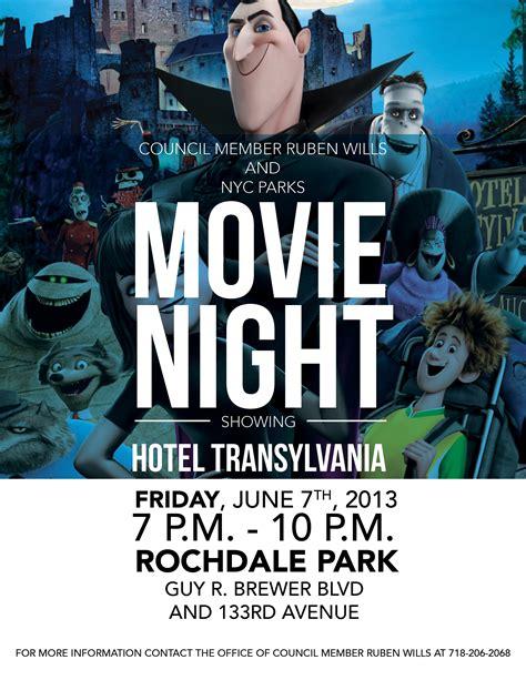 movie night screening flyer graphic design pinterest