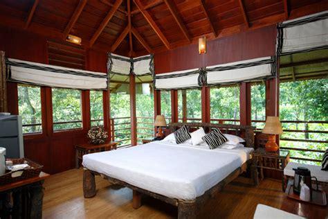 Plantation Homes Interior Tree House Thekkady Kerala Vandanmedu Treetop Erumadom