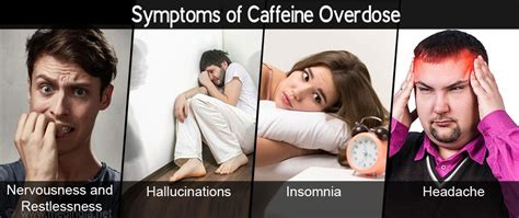 energy drink overdose symptoms caffeine overdose causes symptoms diagnosis treatment