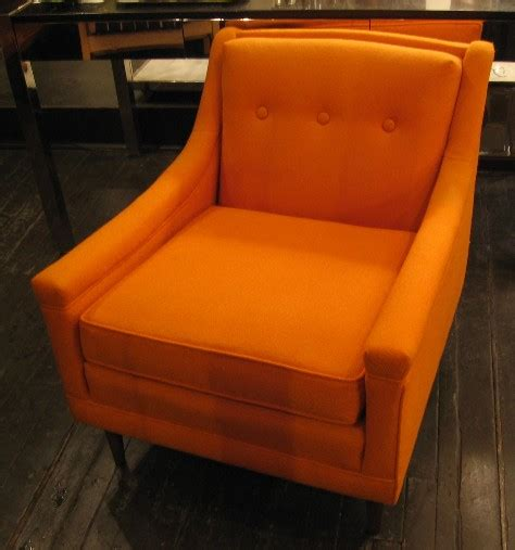 Orange Club Chair by Orange Club Chair Our Designs