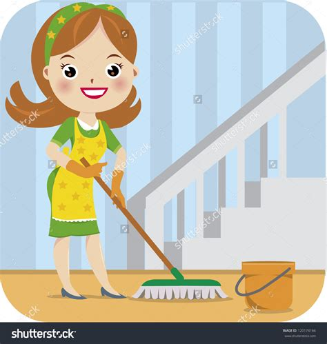 cleaning the house clean house clipart clipartxtras