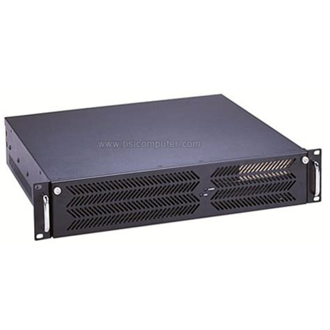 Rack Mount Pc by 2u 17 7 Quot Depth Industrial Rack Mount Computer With 6 Pci
