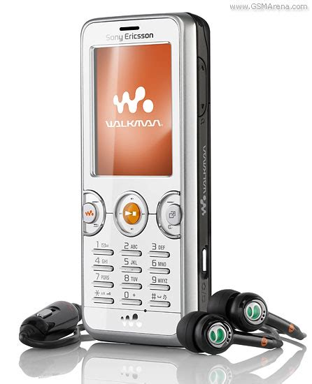Hp Sony Ericsson M2 sony ericsson w610 pictures official photos