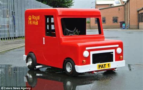 motor maxx front royal va postman pat bought for 163 250 on ebay turned into car