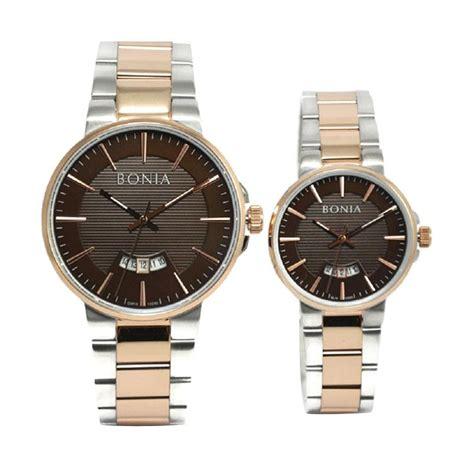 Silver Gold Kombinasi Bonia Buka Tutup jual bonia bnb10250 16422642 jam tangan silver