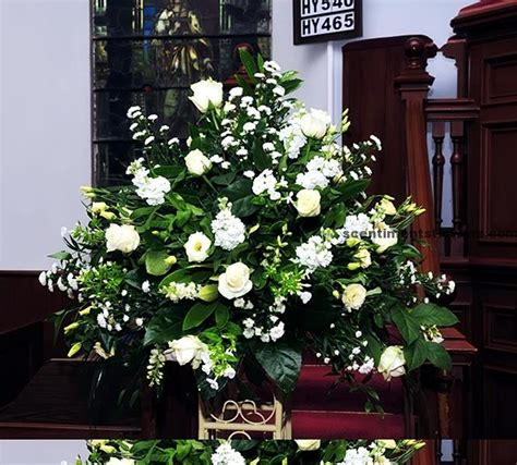 Church Wedding Flower Arrangements by Magical Church Flower Arrangement Flower