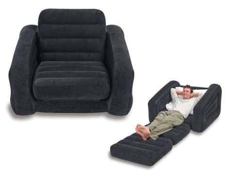 pull out chair sleeper intex pull out chair bed mattress