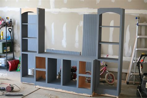 Diy Wall Unit Entertainment Center | woodwork diy entertainment center wall unit plans pdf
