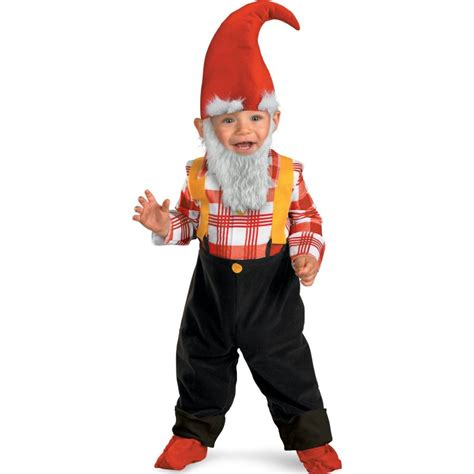Garden Gnome Baby Costume by Garden Gnome Costume Infant Toddler