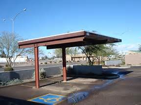 Car Roof Awning Steel Structure Designs And Repair