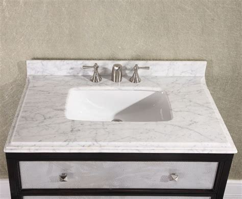 36 vanity top with sink legion 36 inch single sink modern style bathroom vanity wb