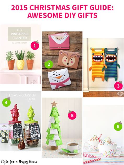gift guide archives page 3 of 3 2015 christmas gift guide awesome diy gifts on style for
