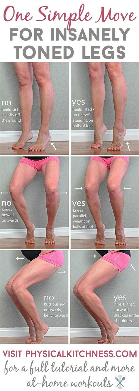 8 Exercises To Tone Your Legs by 25 Best Ideas About Legs On Slim Legs Workout