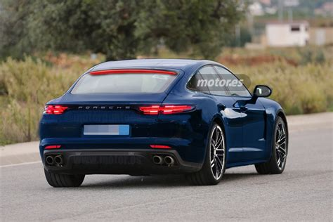 porsche sedan 2016 2016 porsche panamera digitally imagined based on latest