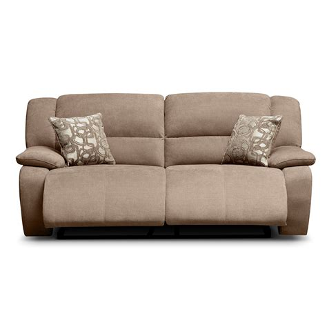 Value City Furniture Power Recliners Sofa