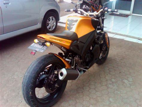 Stang Seher Cs1 Merek Npp modifikasi honda tiger model fighter merdeka