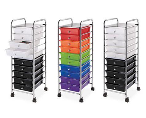 12 drawer rolling cart aldi aldi us easy home 10 drawer rolling storage cart