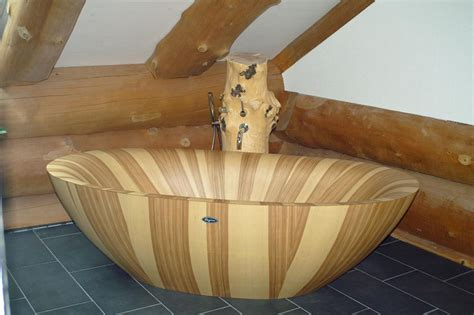 solid wood bathtub wooden bathtubs for modern interior design and luxury