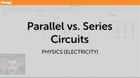 series circuits definition physics parallel vs series circuits physics electricity chegg tutors