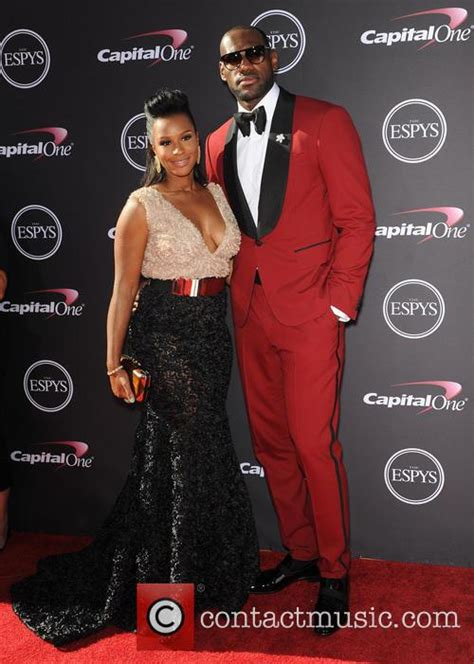 Savana Lilit brinson lebron the 2013 espy awards 2