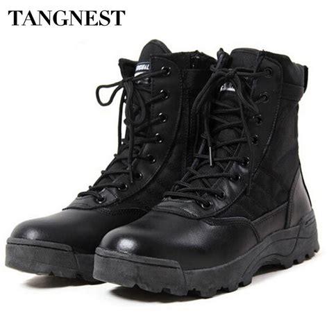 cheap fashion combat boots for tsaa heel
