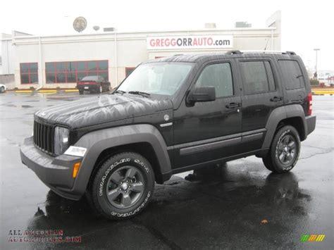jeep liberty renegade 2011 2011 jeep liberty renegade 4x4 in brilliant black
