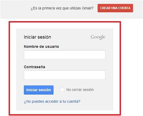 como registrarse en edmodo iniciar sesion www gmail com crear cuenta e iniciar sesi 243 n en gmail