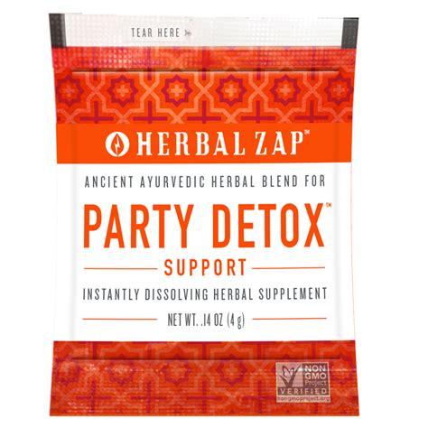 Amala Detox by Detox 10 Packet Box Herbal Zap Ancient Ayurvedic
