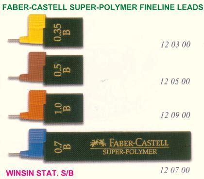 Pensil 2b Faber Castell Per 1 Lusin winsin stationery sdn bhd