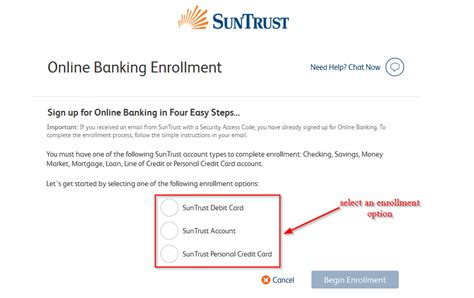 suntrust bank banking sign up suntrust bank banking sign up