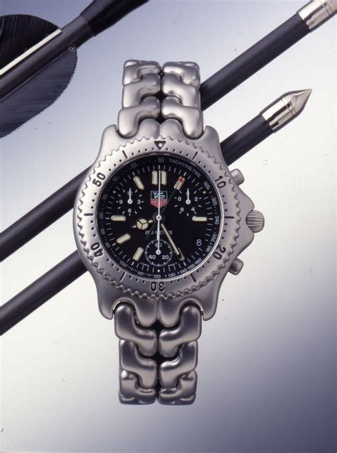Ultimate Guide to the TAG Heuer S/el   The Home of TAG Heuer Collectors