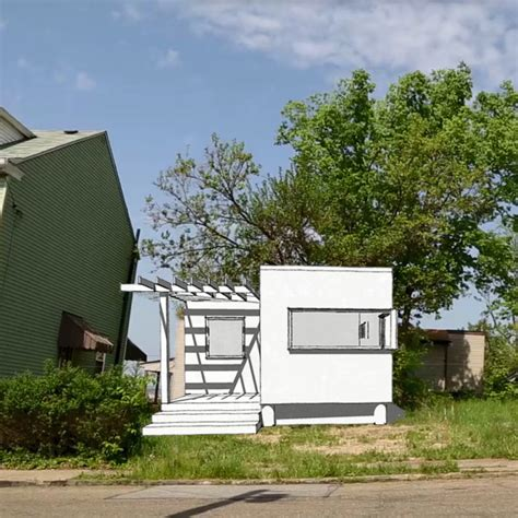 Small Homes Pittsburgh Tiny House Small Change