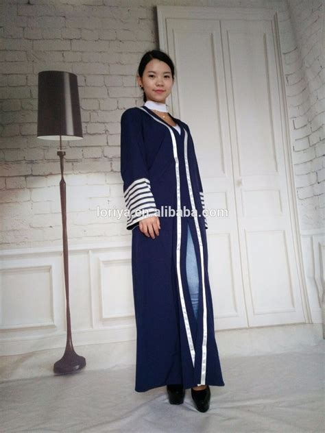 New Fashion Baju Kimono Popaye Salur new style fashion morrocan kaftan islamic dubai abaya 2016 maxi casual abaya buy dubai
