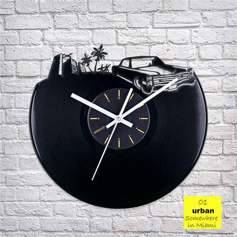 design ideas vinyl records artzavold designs unique clock collection made of old