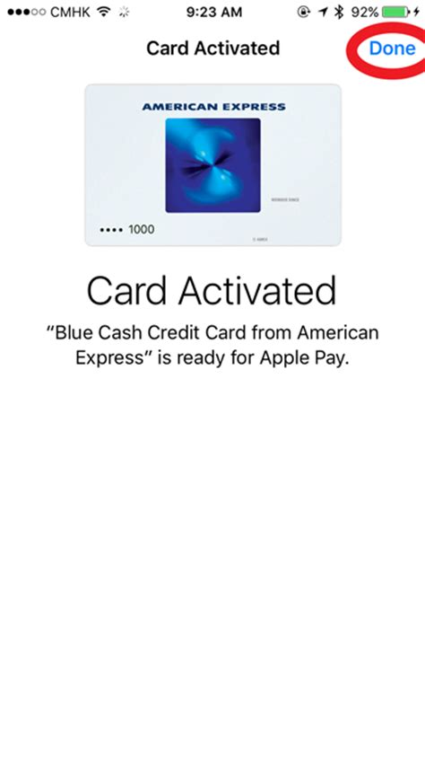 Activate Apple Gift Card - how to add your credit card to apple pay