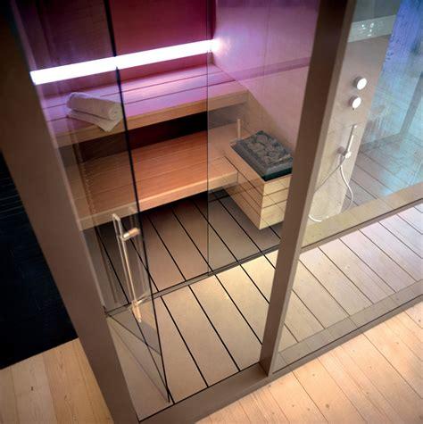 designboom tim spears effegibi logica sauna and hammam seamlessly adapts to
