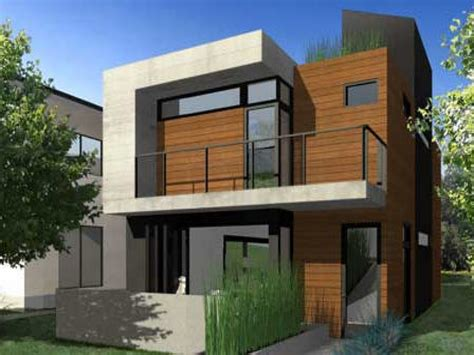 modern small house plans simple modern house models modern house
