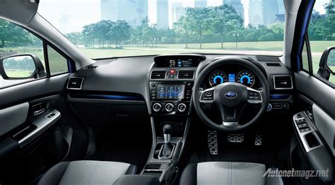 subaru hybrid interior subaru impreza sport hybrid interior inside autonetmagz