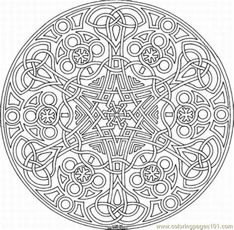 printable kaleidoscope coloring pages for adults coloring pages kaleidoscope 15 other gt kaleidoscope
