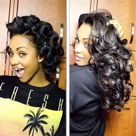 what type of hair is use for big box braids best 25 barrel curls ideas on pinterest big barrel