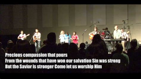 elevation church new years service quot raised to quot at ignite church written by elevation