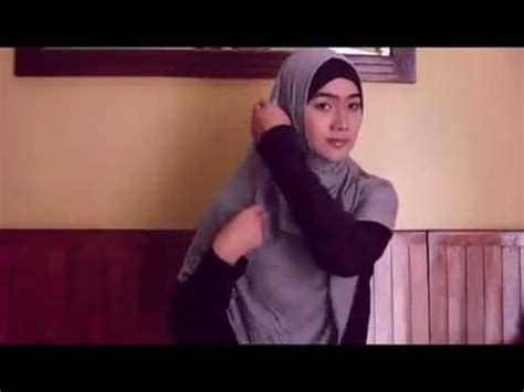 youtube tutorial hijab pasmina syar i tutorial pashmina syar i flv youtube