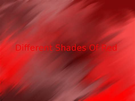 different shades of red shades of red red shaped abstract fractal design in
