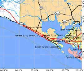 map of florida showing panama city panama city florida fl 32407 profile population