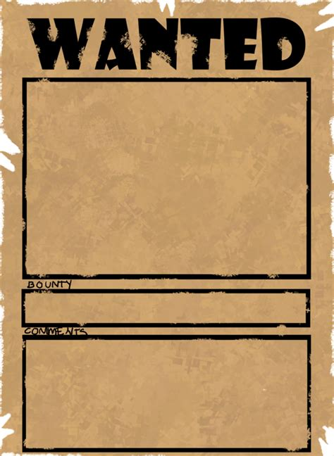 wanted posters template wanted poster meme by jut5star on deviantart