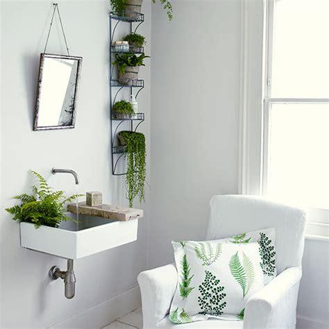plants for bathrooms uk contemporary bathroom ideas ideal home