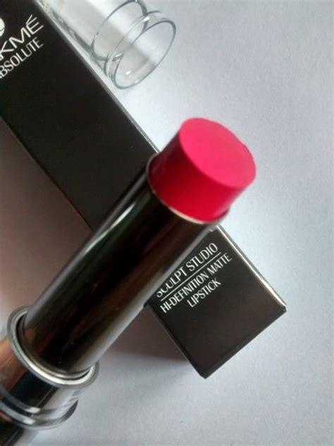 matte lipstick definition lakm 233 absolute pink me up sculpt studio hi definition