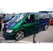 Benz Vito Tuning Mercedes 638 639 Attachment