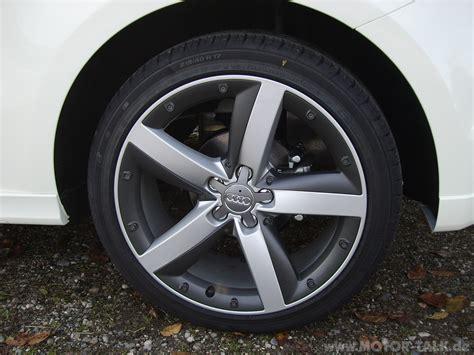 Audi Felgen A1 by Audi A1 5 Armfelge Bilder A1 Mit 17 Zoll Felgen Audi