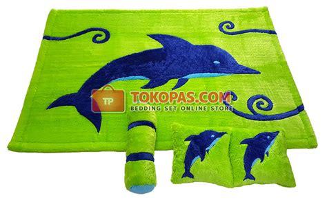 Karpet Karakter Rasfur karpet karakter rasfur dolphin bisa tambah nama grosir